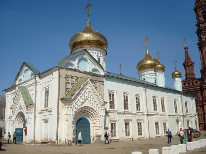 Богоявленский собор, Казань