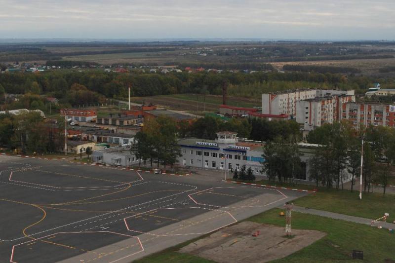 Аэропорт Чебоксар