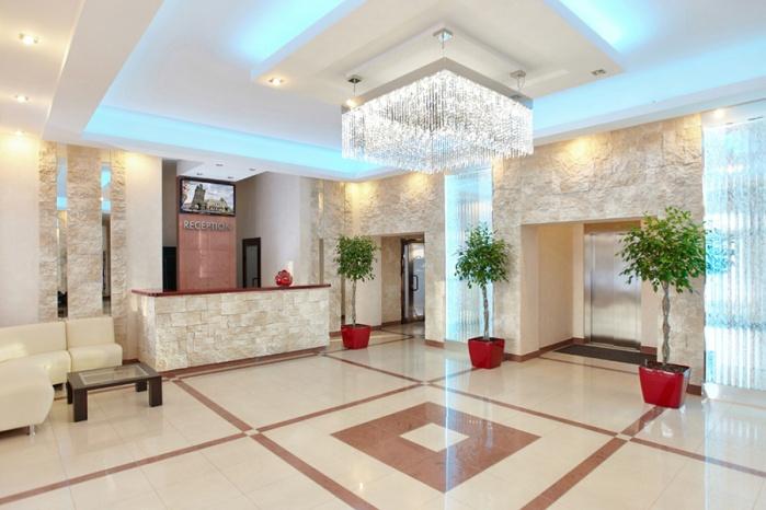 Парк-отель «Прага», Тюмень