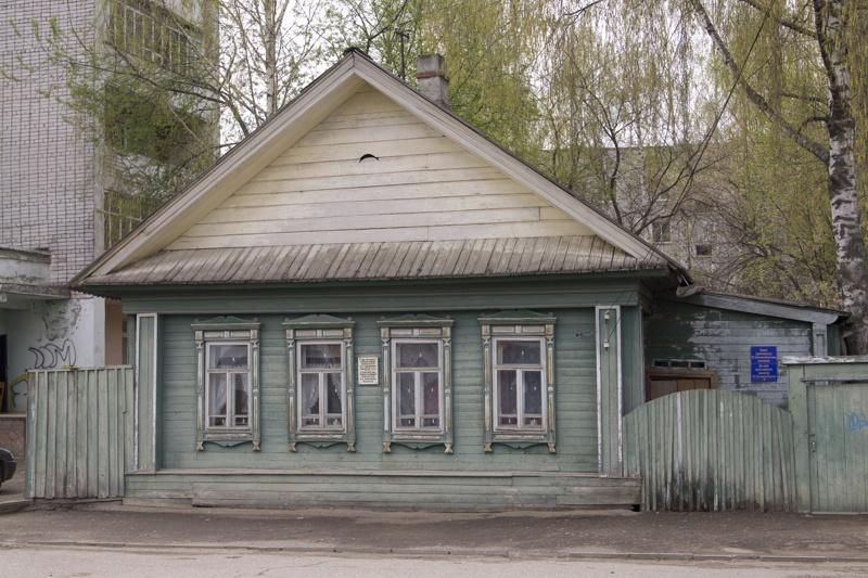 Мемориальный музей И.С.Ключникова-Палантая, Йошкар-Ола
