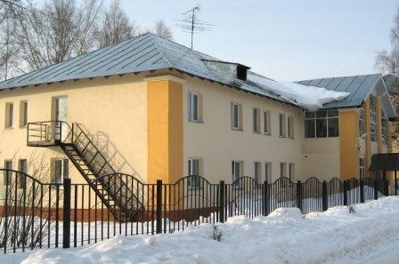 Гостиница «Спорт», Кирово-Чепецк