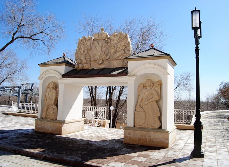 Елисаветинские ворота, Оренбург