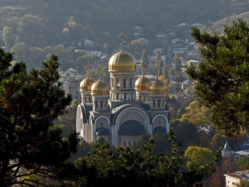 Свято-Никольский собор, Кисловодск
