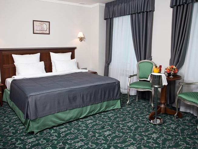 Отель «Ремезов», Тюмень