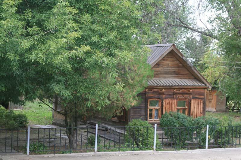 Дом Чапаева, Балаково