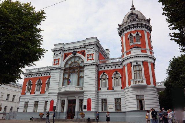 Дом-памятник И.А.Гончарову, Ульяновск