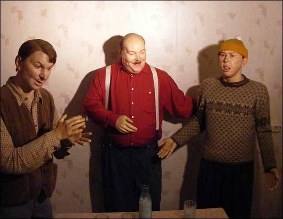 Музей восковых фигур, Уфа