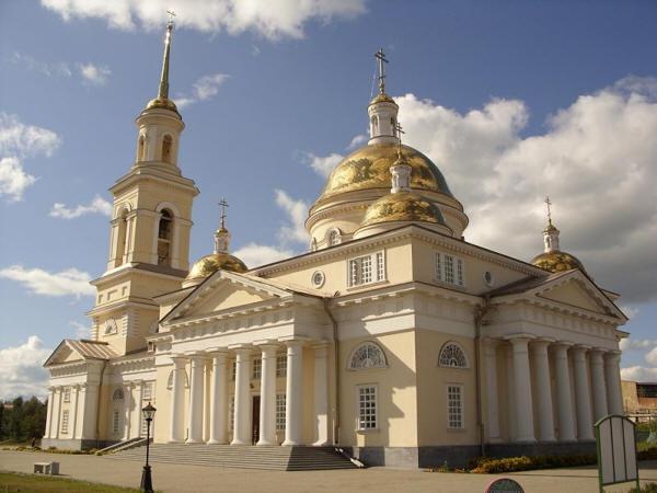 Спасо-Преображенский собор, Невьянск