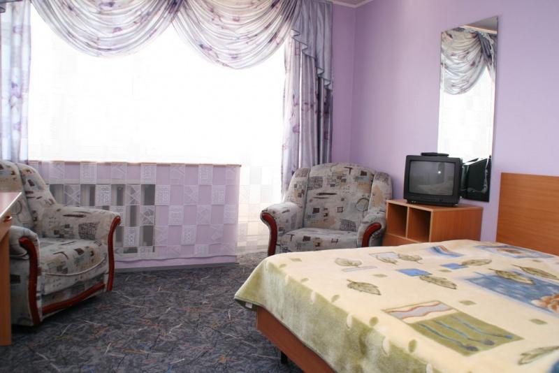 Гостиничный комплекс «Сталагмит», Кунгур