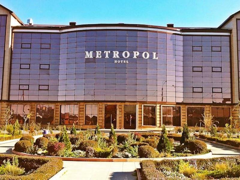 Отель «Метрополь», Махачкала