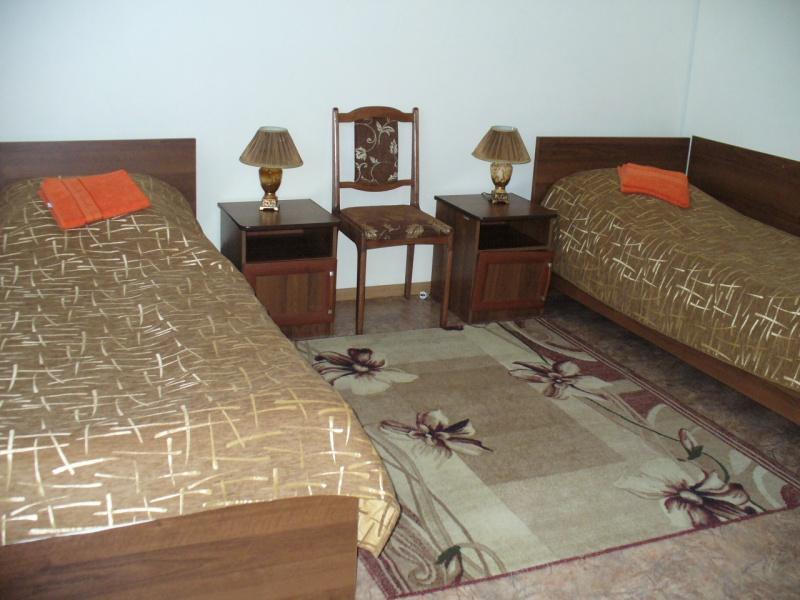Гостиница «Надежда», Саранск
