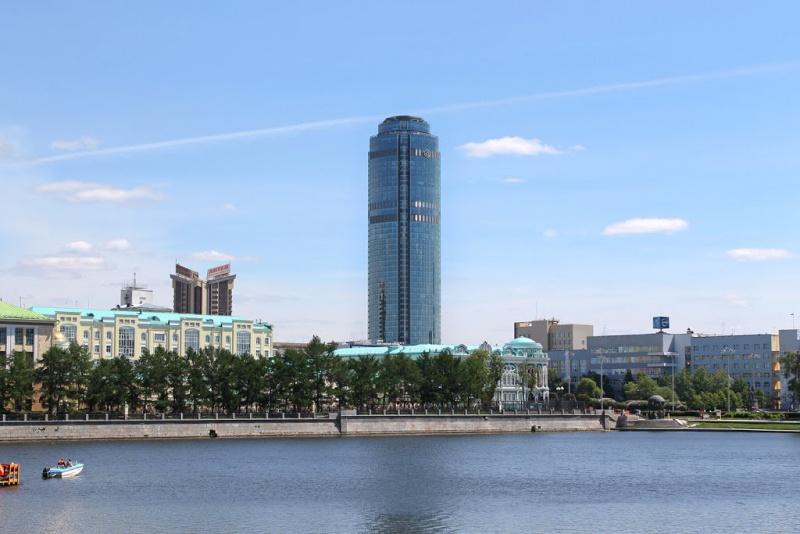 Высоцкий, Екатеринбург