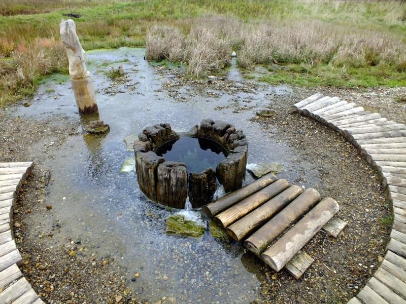Людмилинская скважина, Соликамск