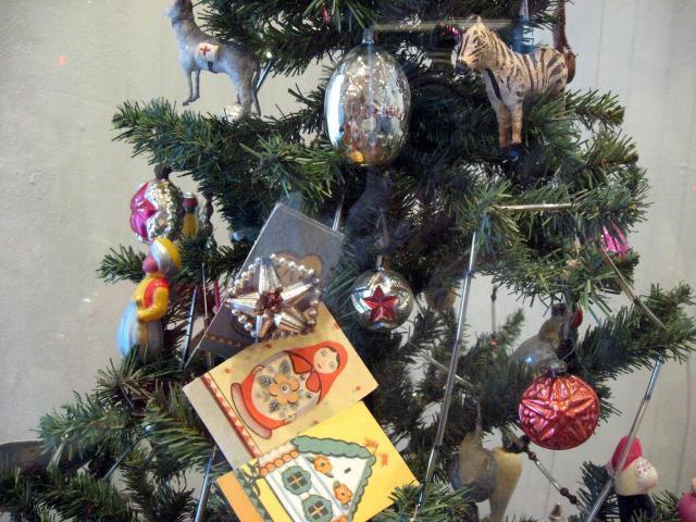 Музей новогодней и рождественской игрушки, Великий Устюг