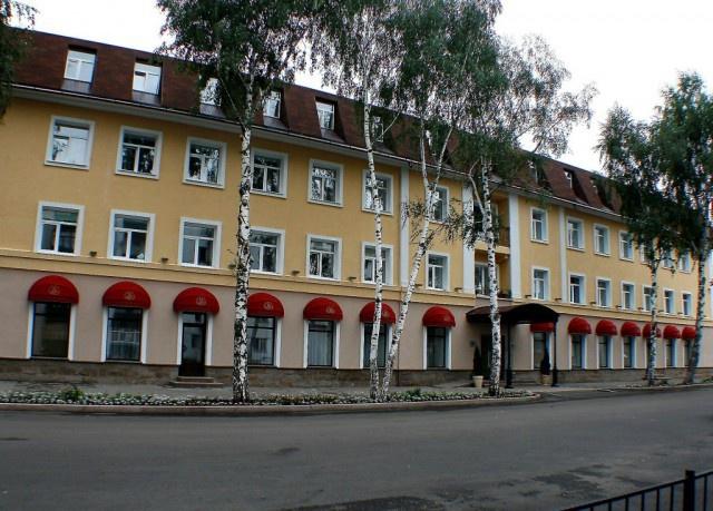 Гранд-отель «Восток», Стерлитамак