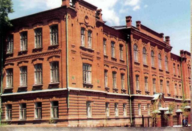 Бывшая женская гимназия, Бузулук