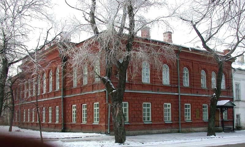 Музей «Симбирская чувашская школа», Ульяновск