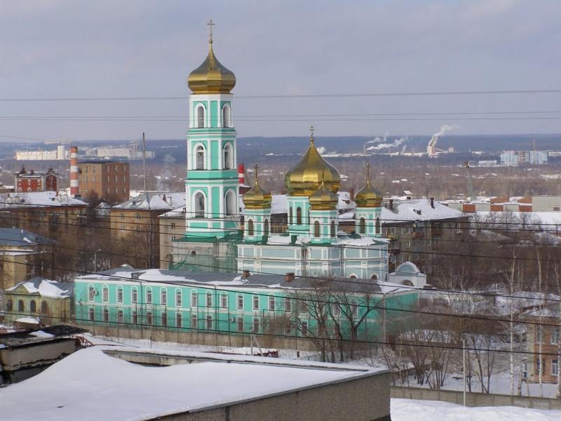 Троицкий собор, Пермь