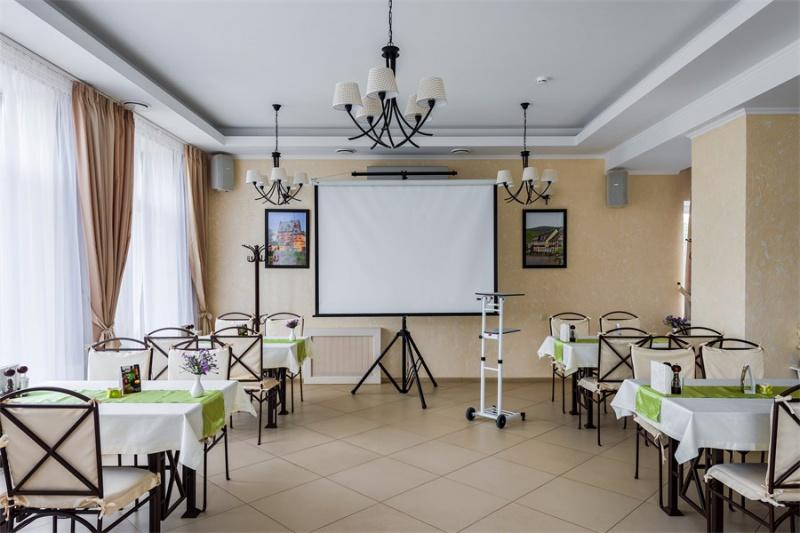 Отель «Немецкий дворик», Энгельс