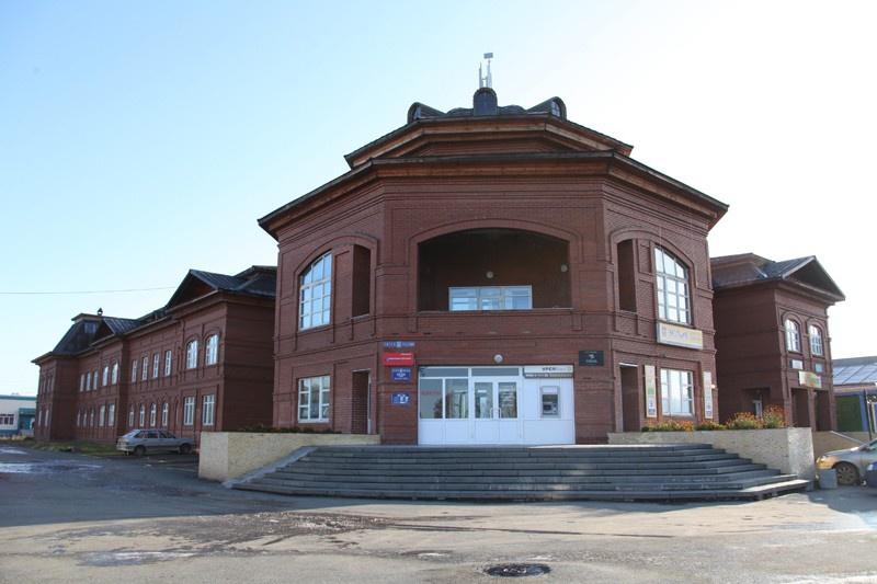 Гостиница «Соболь», Верхотурье