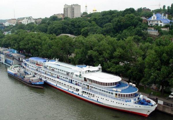Речной порт, Пермь