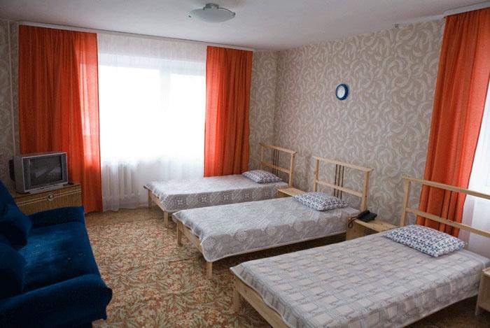 Гостиница «Нефтехимик», Тобольск