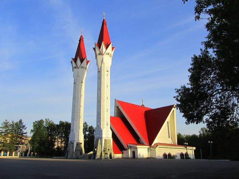 Мечеть «Люля-Тюльпан», Уфа