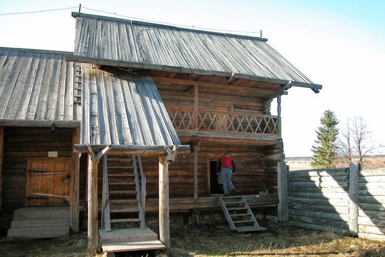 Архитектурно-этнографический музей-заповедник «Лудорвай», Ижевск