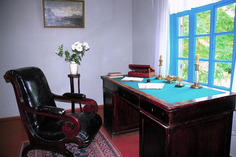 Домик-музей Лермонтова, Пятигорск