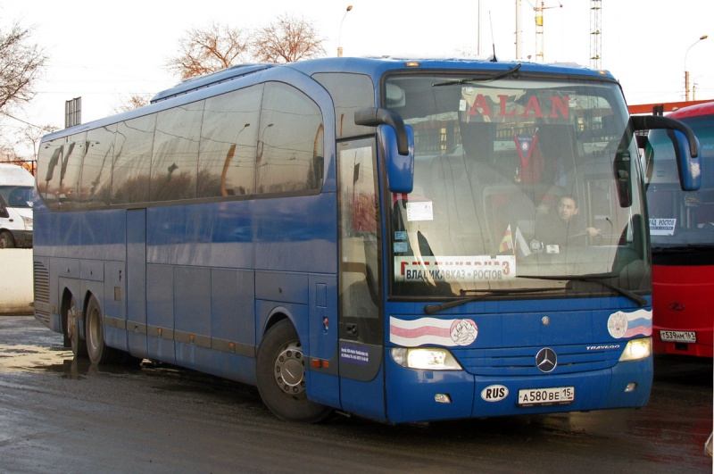 Автовокзал Владикавказа
