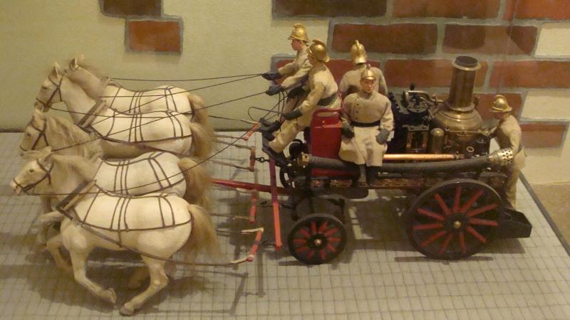 Музей пожарной службы, Нижний Новгород