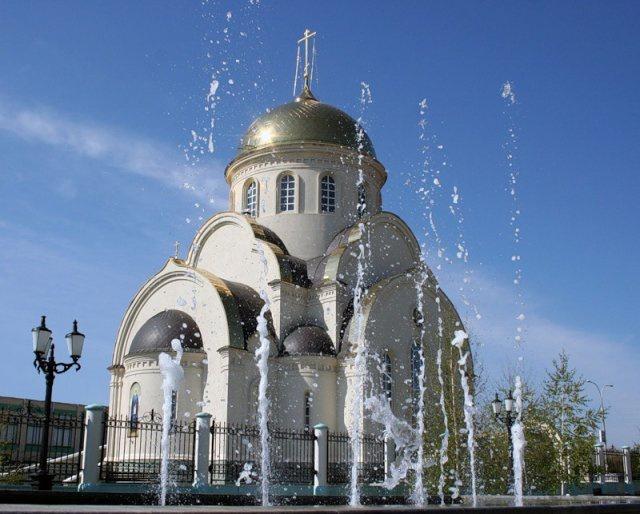 Достопримечательности Оренбурга