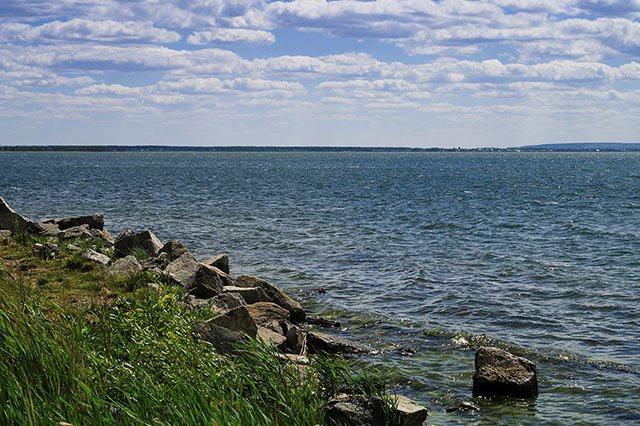 Озеро Смолино, Челябинск