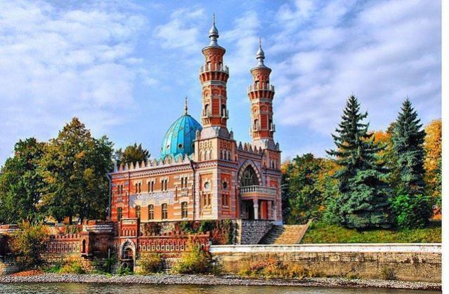 Мечеть Мухтарова, Владикавказ