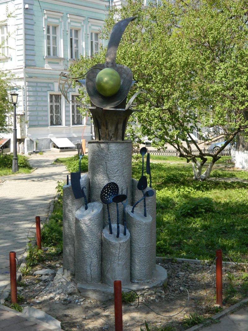 Композиция «Ложка вкуса», Нижний Новгород