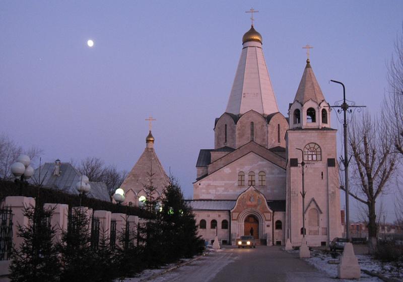Церковь Святой Троицы, Балаково