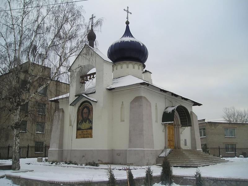 Церковь Иконы Казанской Божией Матери Казанская, Пермь