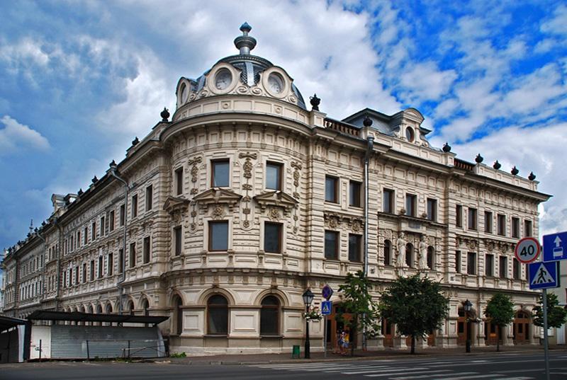 Александровский пассаж, Казань