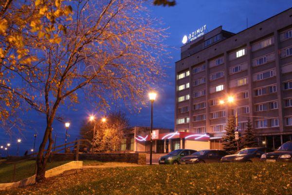 «Азимут отель Нижний Новгород», Нижний Новгород