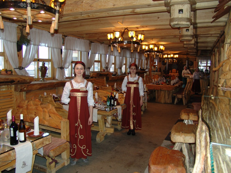 Туристический комплекс «Абалак», Тобольск