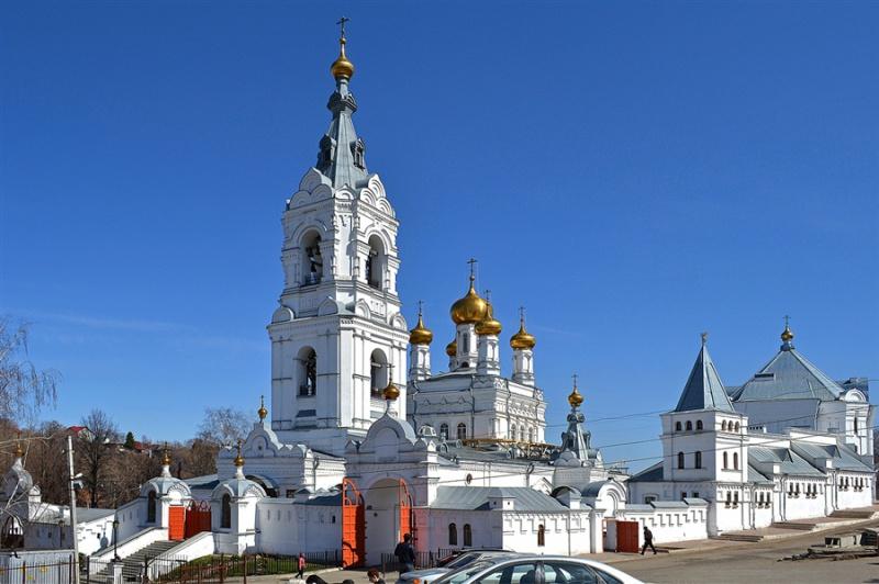 Свято Троице-Стефанов мужской монастырь, Пермь