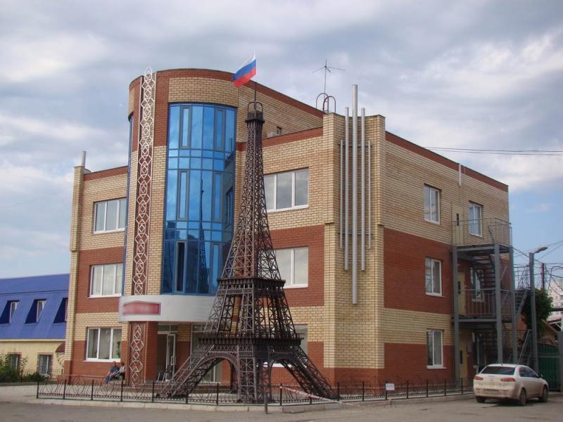 Пермская Эйфелева Башня