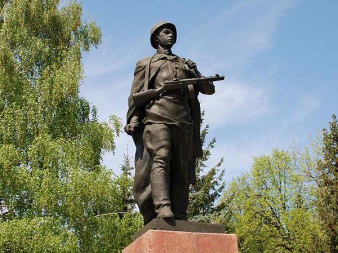 Памятник Александру Матросову, Уфа