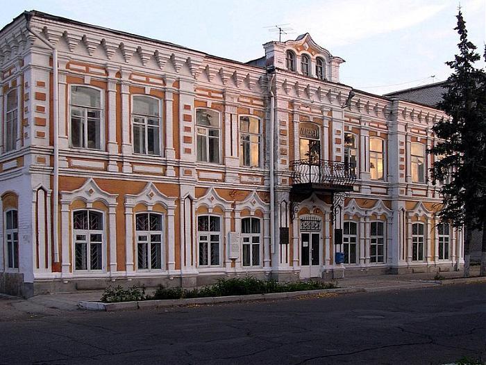 Историко-краеведческий музей, Стерлитамак