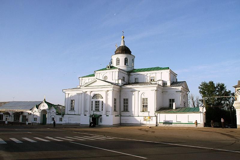 Никольский женский монастырь, Арзамас