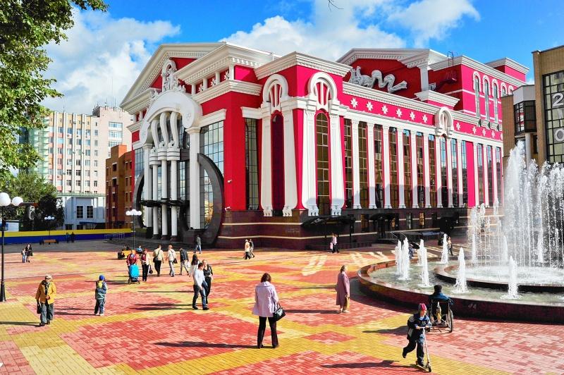 Музыкальный театр имени Якушева, Саранск
