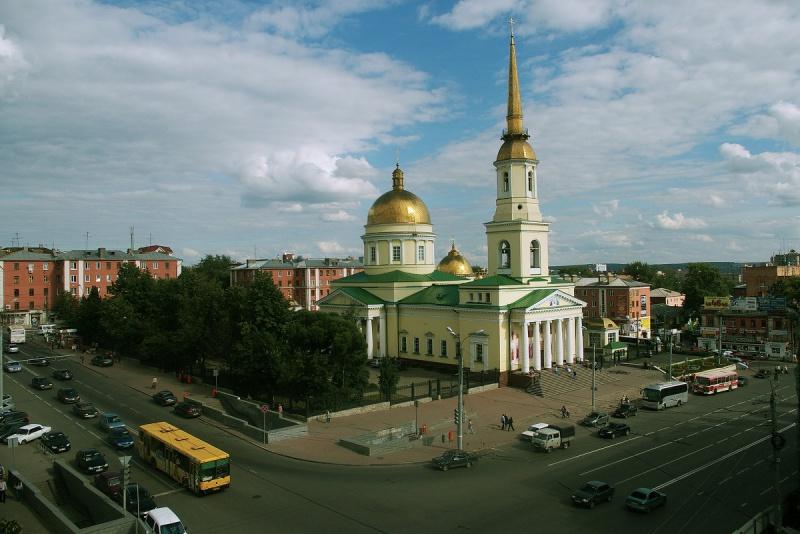 Собор Александра Невского, Ижевск