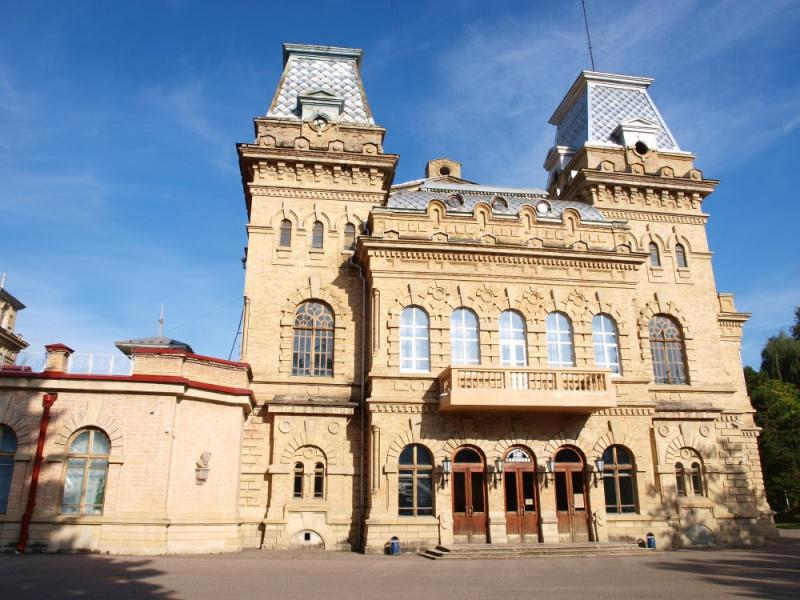 Здание городской филармонии, Кисловодск