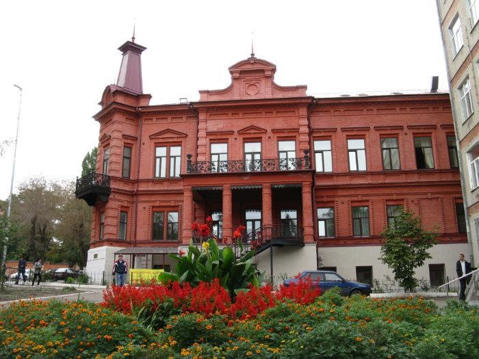 Памятник архитектуры XIX – начала XX века, Саратов