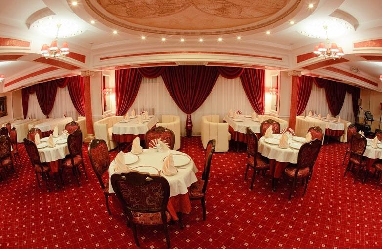Отель «Polaris», Сургут